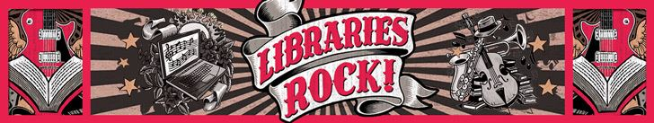 Libraries Rock! Summer Reading