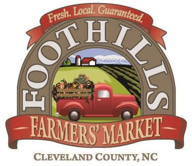 Foothills Farmers Market Cleveland County