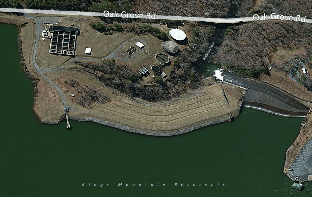 Water Department | Kings Mountain, NC