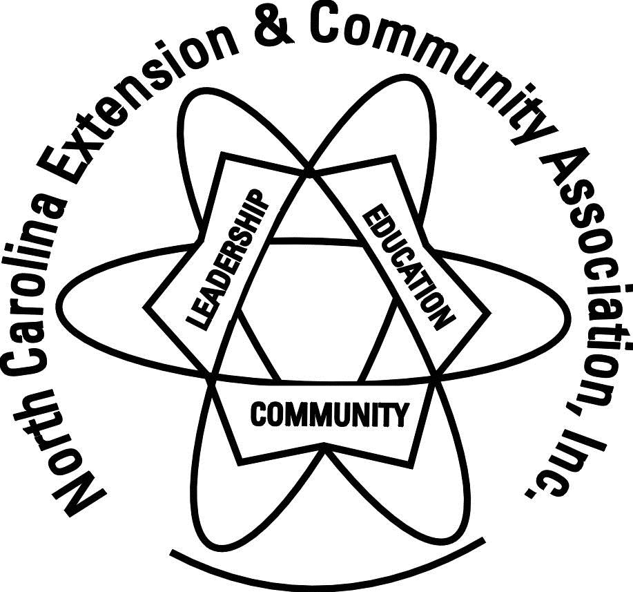 NC Extension and Community Association, Inc. Logo